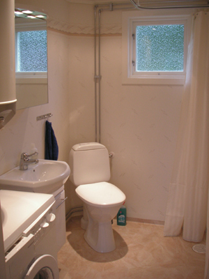 Övrig - dusch/toalett