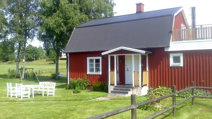 På sommaren - Lilla Huset i Lammhult