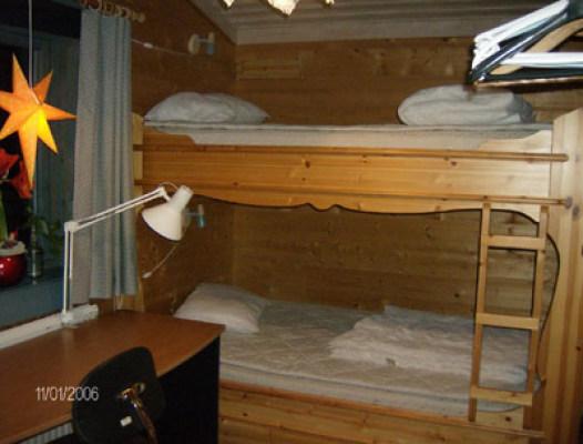 Övrig - sovrum med våningssäng