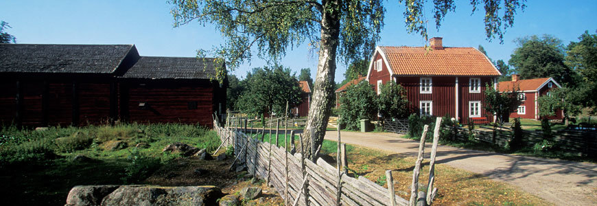 private holiday rentals in Sweden