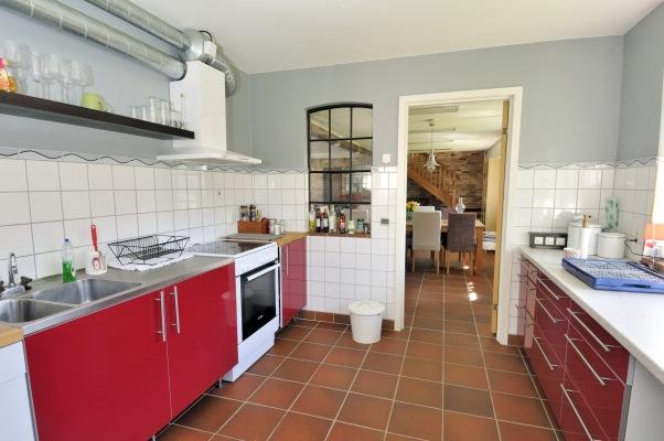 Kök - Fullt utrustat kök med diskmaskin.