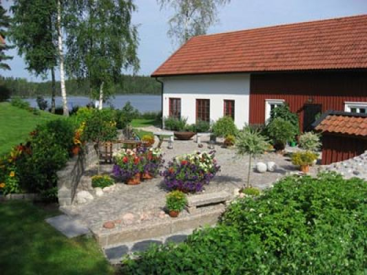 Terrace - holiday home with a wonderful garden