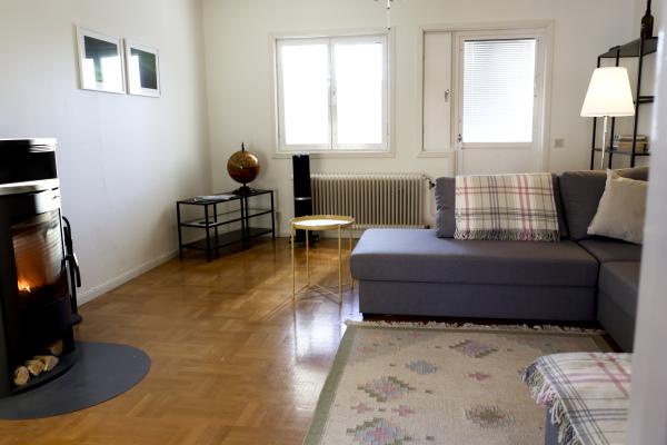 Vardagsrum - vardagsrummet
