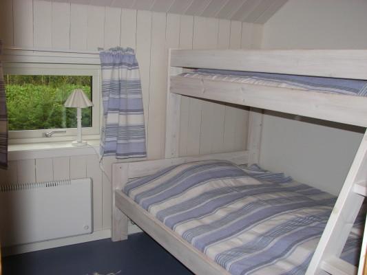 Sovrum - sovrum 2 med våningssäng