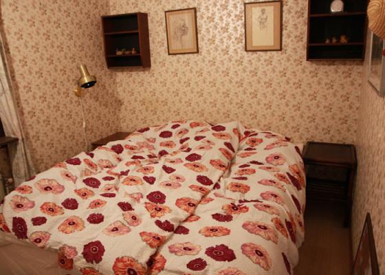 Sovrum - Sovrum med 160 cm dubbelsäng