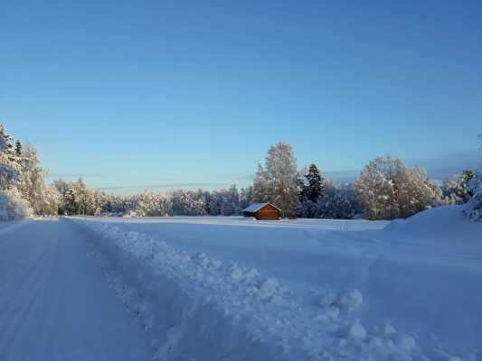 view winter -