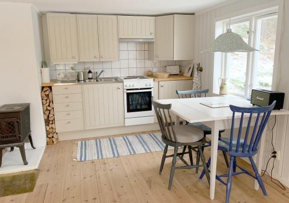 Küche - 18th century cottage