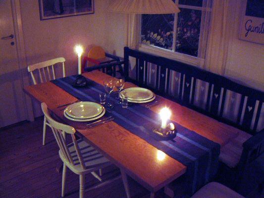 Interiör - matsal