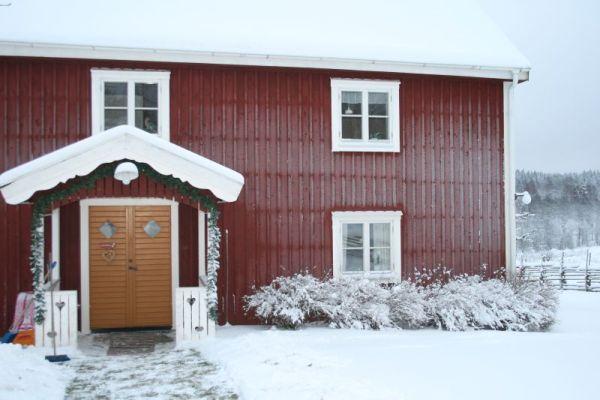På vintern - Jul i Tuggarp