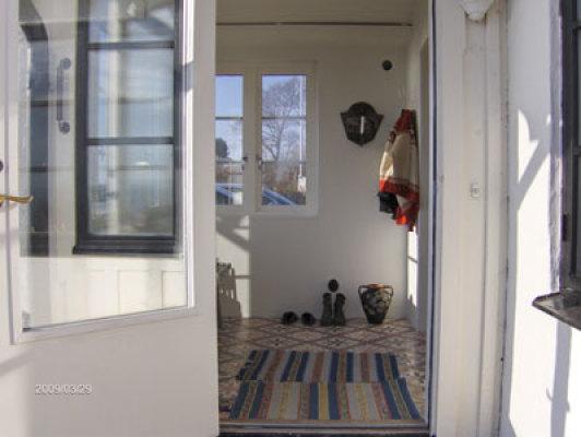 Vardagsrum - inglasad veranda