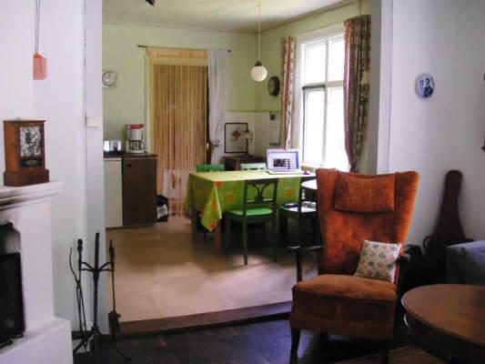 Vardagsrum - kaminrum