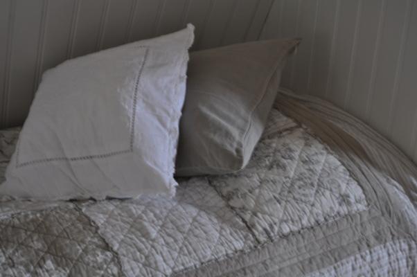 Sovrum - härliga sängar