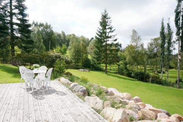 Terrass - Country House - STUGA Sjöö