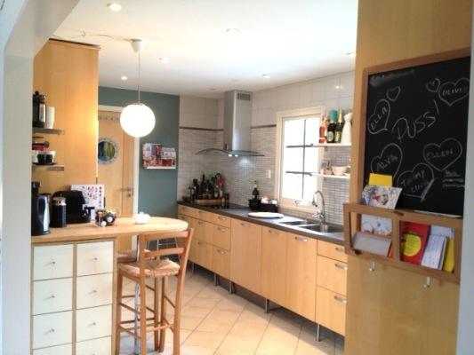Kök - Modernt och fullt utrustat kök.