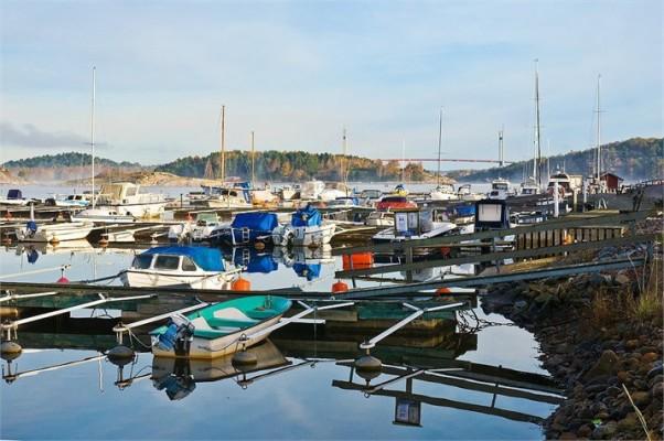 Övrig - Hamnen i Höviksnäs
