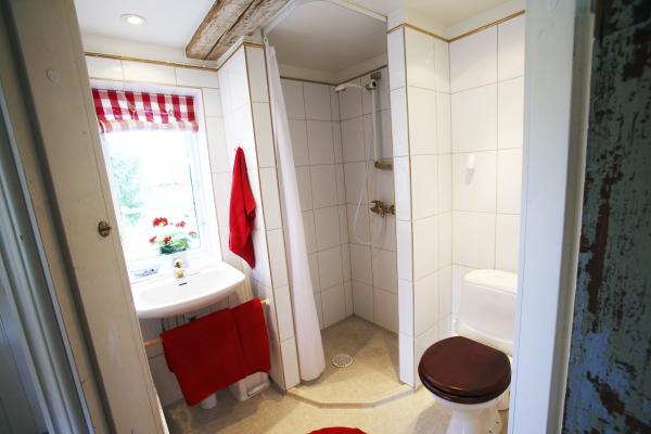 Badrum - badrum med dusch