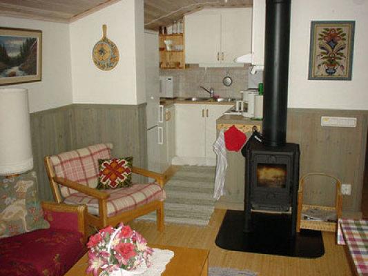 Övrig - allrum med köksdel stuga i Idre