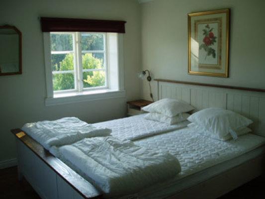 Sovrum - sovrum med dubbelsäng