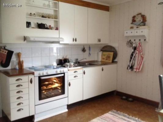 Kök - Väl utrustat kök med matplats för 6p.