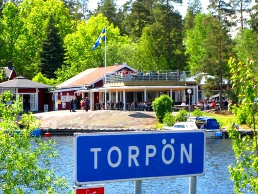Omgivning - Besök Torpön med många aktiviteter