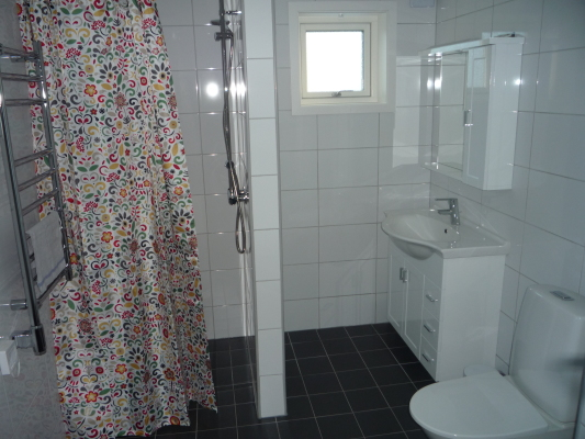Badrum - Stora badrummet
