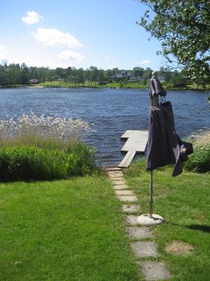 Utomhus - sjön
