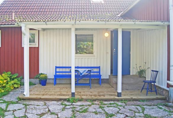 Terrasse - Solhem Angelstad