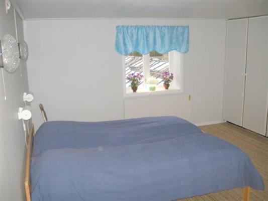 Sovrum - utsikt från sovrum