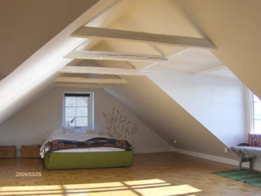 Sovrum - sovrum på 50 kvm