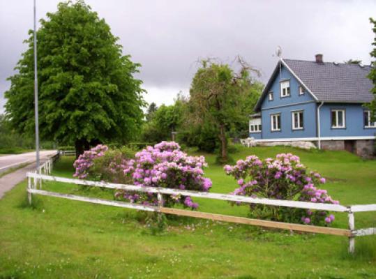 Övrig - huset från vägen