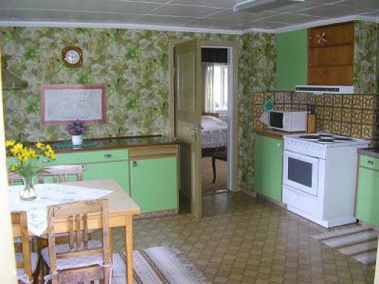 Kök - Del av köket med matbord