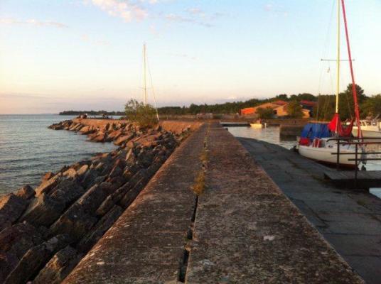 Övrig - gästhamn i Borghamn
