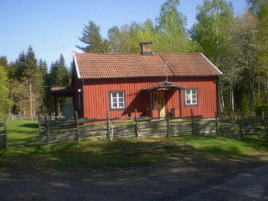 På sommaren - Stugan