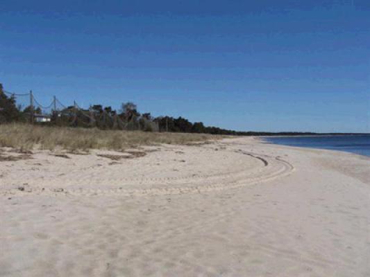 Övrig - vacker sandstrand