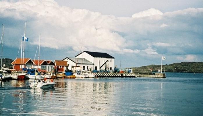 på sommaren - Ön Åstol, ett trevligt utflyktsmål