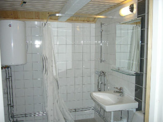 Övrig - WC med dusch