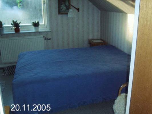 Sovrum - 1. sovrum med dubbelsäng