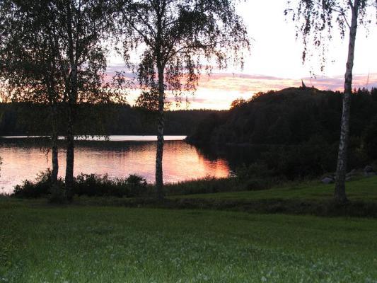 Övrig - Solnedgång över Skärgården