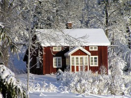 Winter holidays in Sweden
