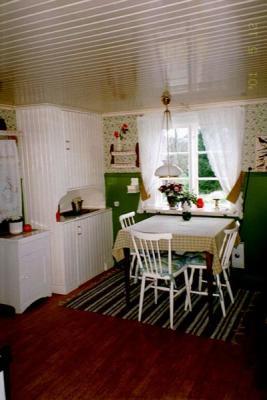 Kök - matplats i kök