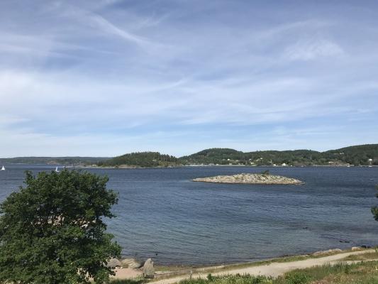Övrig - Utsikten från Lillstugan.