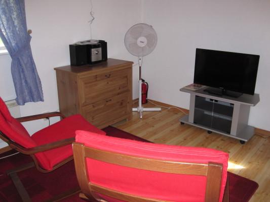 """Vardagsrum - vardagsrum med paltt TV 32"""""""