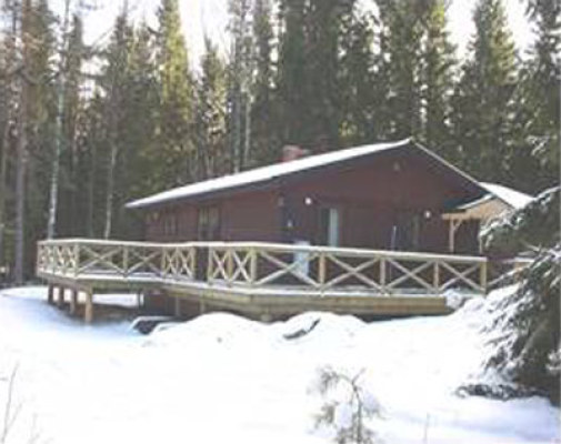 view winter - holiday home in winter
