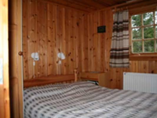 Övrig - Sovrum med dubbelsäng