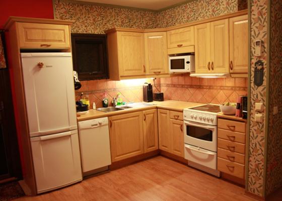 Kök - Fullt utrustat kök