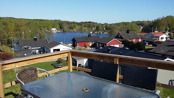 Terrass - Utsikt från terassen