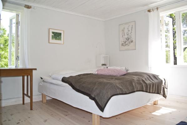 Sovrum - sovrummet