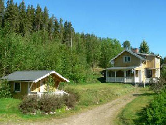 Övrig - huset med gäststugan