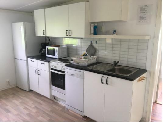 Küche - Ytterby stuga 16