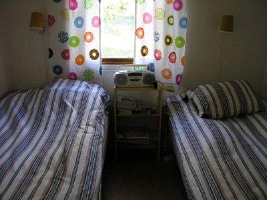 Schlafzimmer - Schlafzimmer mit Einzelbetten